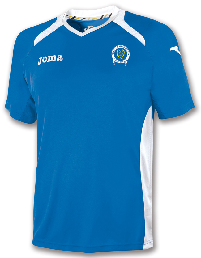 Queen of the South Joma Shirts 2012/13 - Football Shirts News